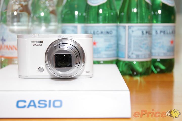 粉嫩美肌 + 全新 share! Casio 自拍神器 EX-ZR3600 上手玩