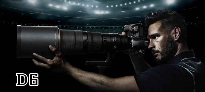 武漢肺炎影響零件供應,Nikon D6 旗艦單眼宣佈延期推出