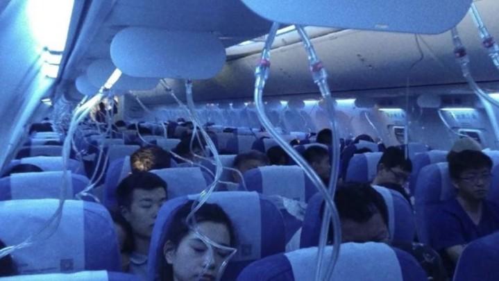駕駛艙食煙仲要撳錯掣 國航機師累飛機急降 2 萬呎