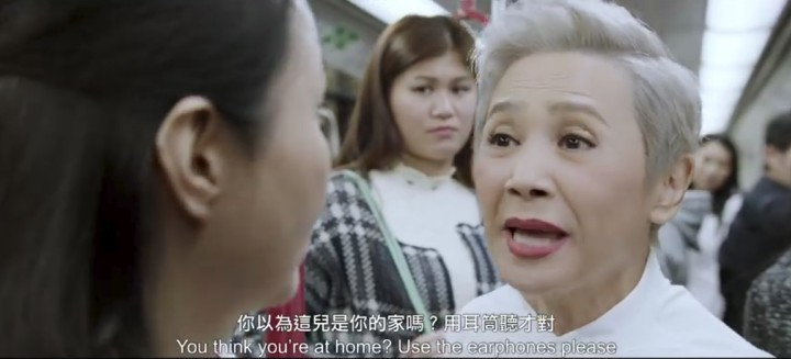 真係面斥不雅!香港人搭車禮儀都要人教