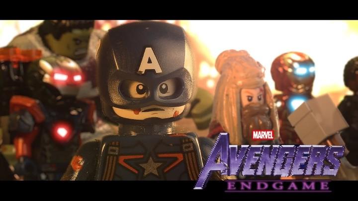 兩分鐘《復仇者聯盟:終局之戰》LEGO 版