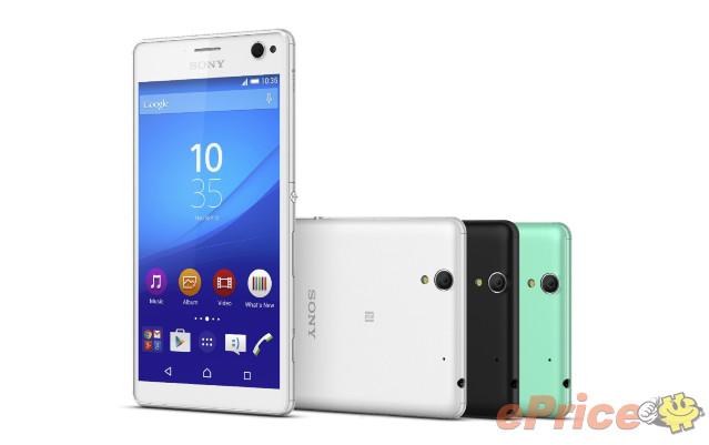 打小米 4i、Zenfone 2!Sony Xperia C4 升級八核 FHD
