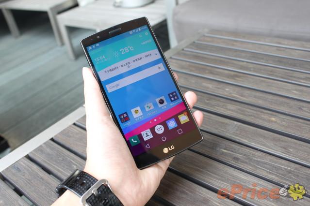 版主試玩!LG G4 外型、手感拼 HTC One M9 、 S6 Edge