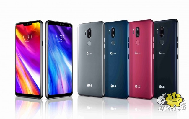 賣價直逼三星 S9+、華為 P20 Pro!搶先爆 LG G7+ ThinQ 開賣資訊