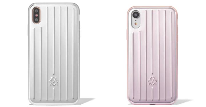 經典造型完整移植,Rimowa 推鋁合金 iPhone 保護殼 - 2