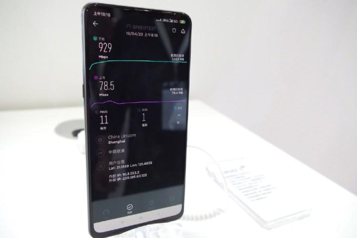 電池更大、連線更快,小米 MIX 3 5G 版預計 5 月在歐洲開賣