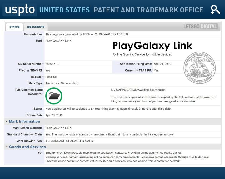 名稱叫 PlayGalaxy Link,三星也在考慮要推遊戲訂閱服務?