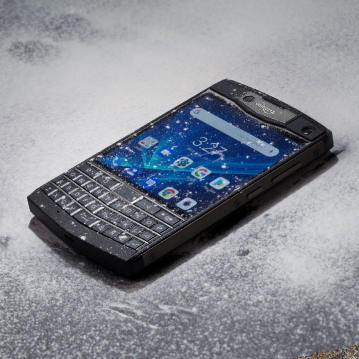 三防 + QWERTY 鍵盤!Unihertz Titan 向經典 BlackBerry 致敬 - 5