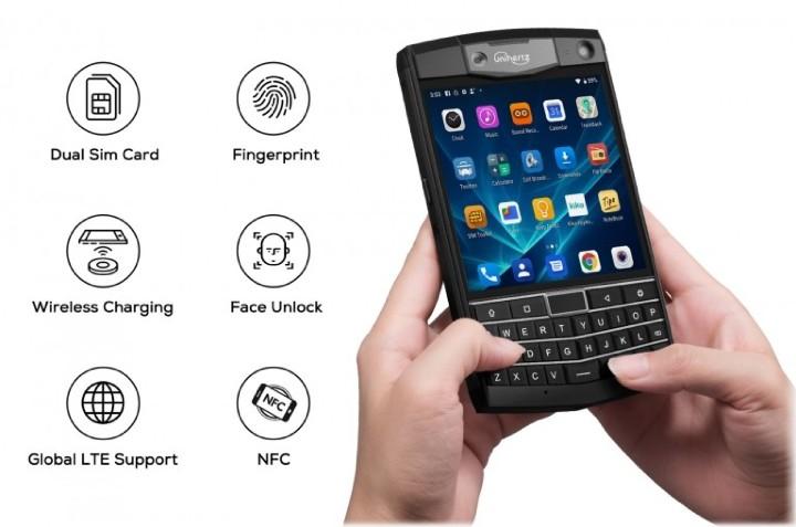 三防 + QWERTY 鍵盤!Unihertz Titan 向經典 BlackBerry 致敬 - 4