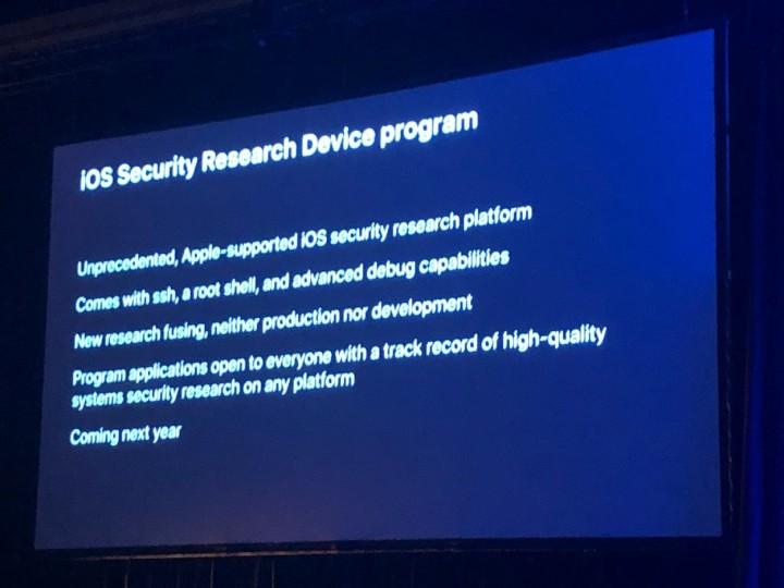 為駭客提供特製 iPhone,Apple 懸賞百萬美元獎金尋找系統漏洞