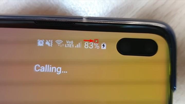 三星 Note 10 的螢幕打電話時出現亮點?先別緊張,那是距離感應器啦