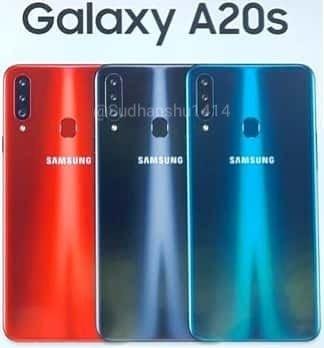 升級三鏡頭,三星 Galaxy A20s 新款入門機規格曝光 - 2