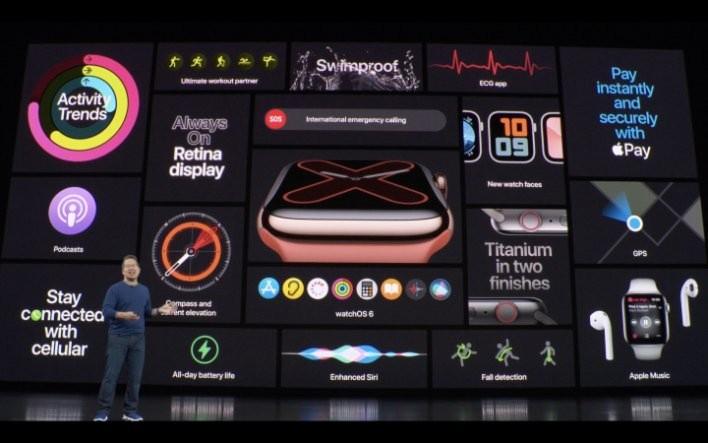 iPhone 系列全線都配置 4GB RAM、Apple Watch S5 處理器原來效能沒進化