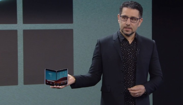 和 Google 合作開發 Surface Duo,微軟確認不再考慮推出 Windows Phone