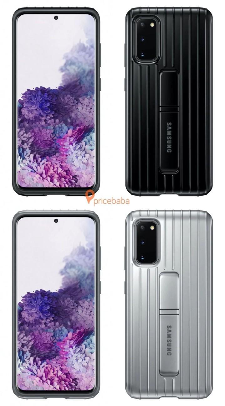 多種款式任你挑,三星 Galaxy S20 系列官方保護套配件搶鮮看