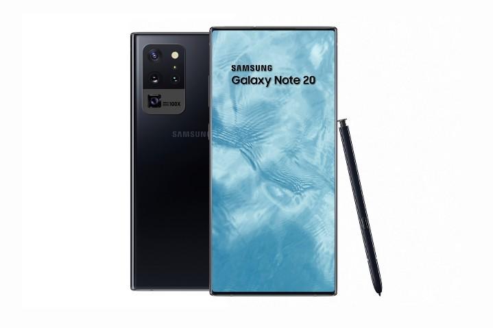 導入螢幕下鏡頭技術,三星可能提早在 7 月就發表 Galaxy Note 20? - 1