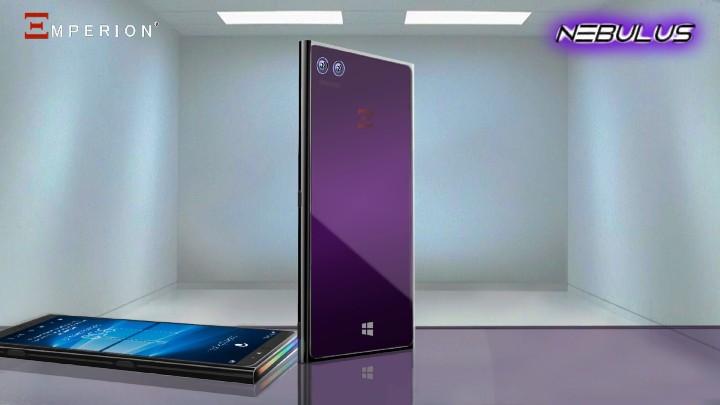 罕見的雙系統手機!Nebulus 讓你同時擁有  Android 和 Windows 10 - 2