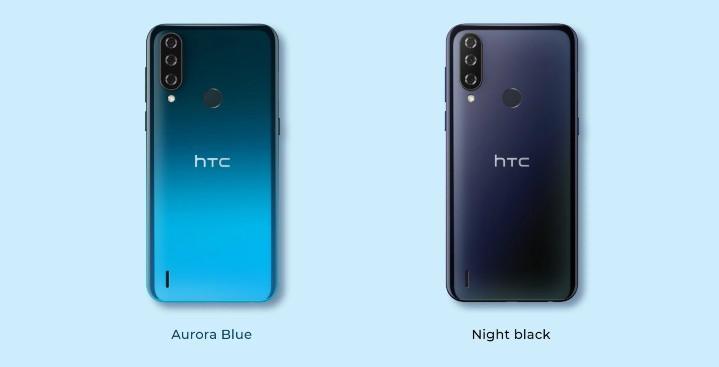 HTC 新機亮相,但不是 5G 旗艦而是 Wildfire R70 入門三鏡機 - 4