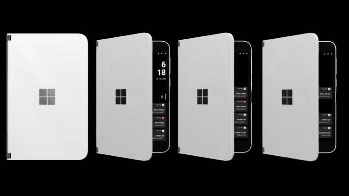 微軟 Surface Duo 雙螢幕摺疊機可能提早開賣,但只會搭高通 S855