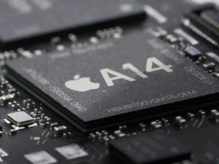 ARM 架構行動處理器首破 3.0GHz!Apple A14 超高跑分結果曝光