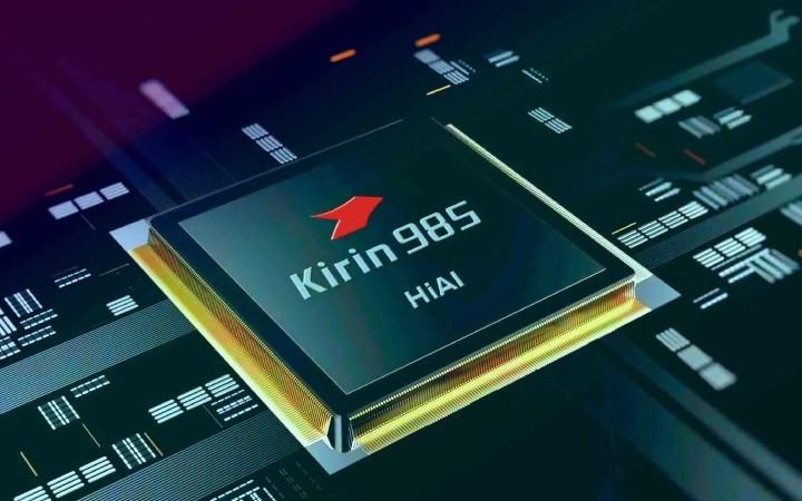 華為中階 5G 處理器 Kirin 985 曝光,Nova 7 新機可望率先採用