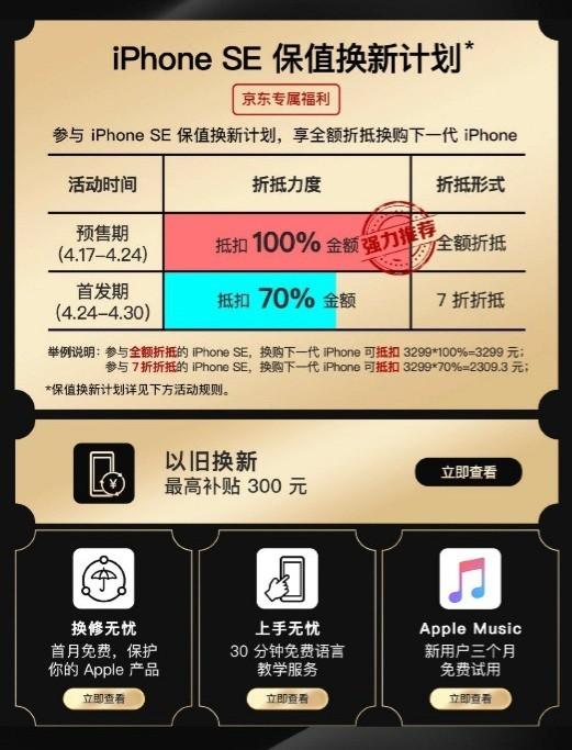 舊機保證 100% 原價回購!在中國買 iPhone SE (第 2 代) 超保值? - 3