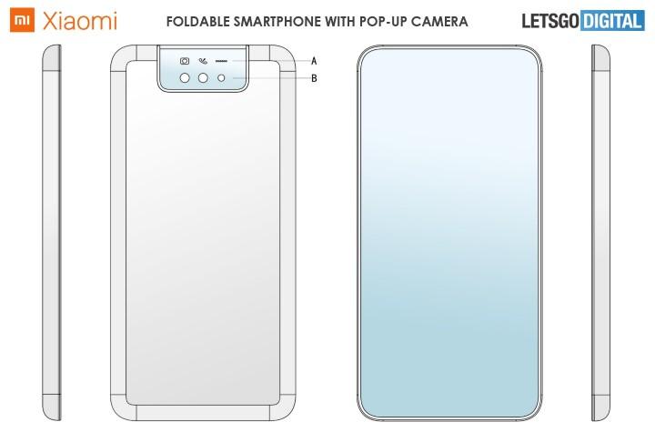 小米秘密開發摺疊螢幕機,想挑戰三星 Galaxy Z Flip? - 1
