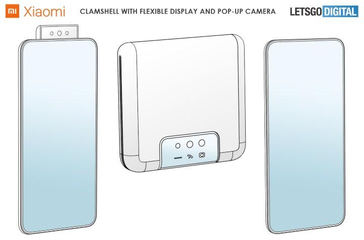 小米秘密開發摺疊螢幕機,想挑戰三星 Galaxy Z Flip?