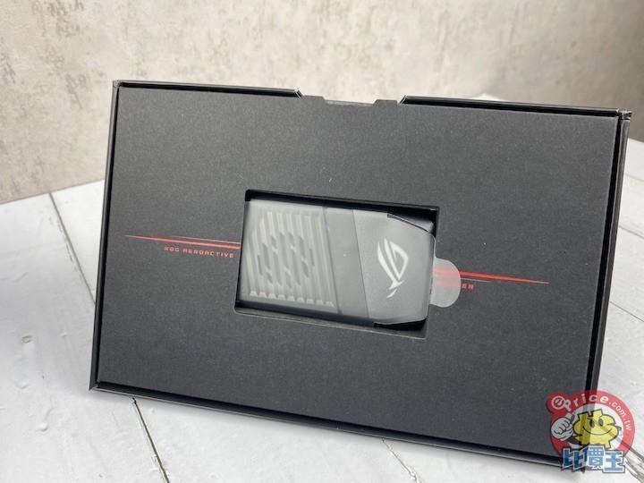 有配件盒包括散熱風扇