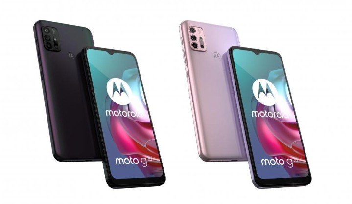 平價 Moto G30 發表:90Hz 螢幕 + 5,000 mAh 大電池