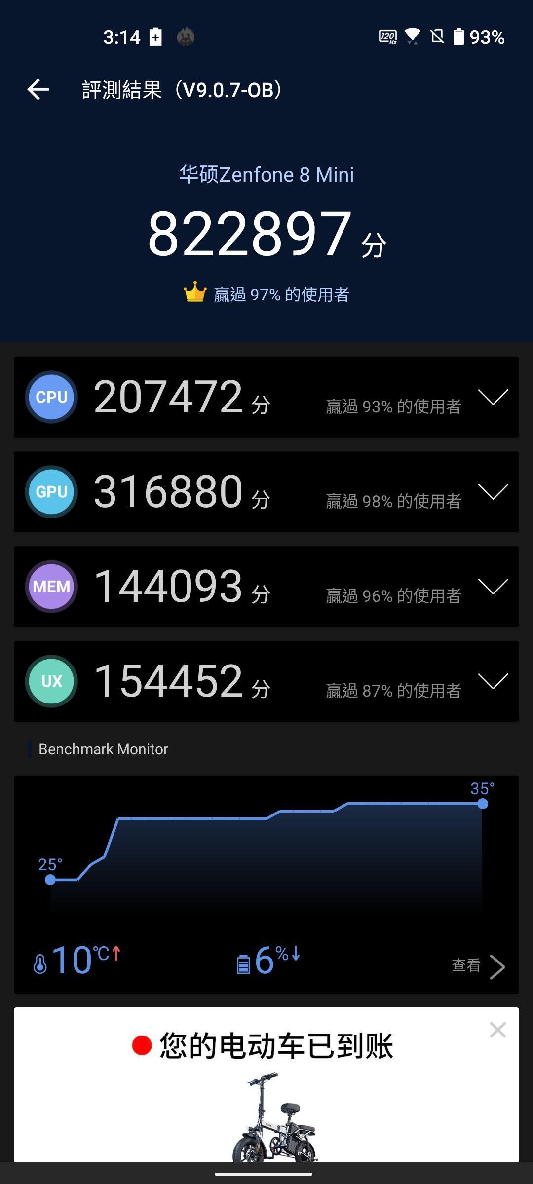 最細最勁旗艦機!ZenFone 8 開箱評測