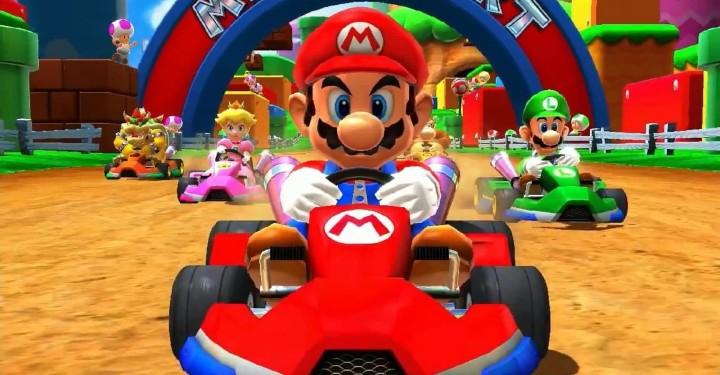 Android 優先,Mario Kart Tour 開放 Beta 測試註冊