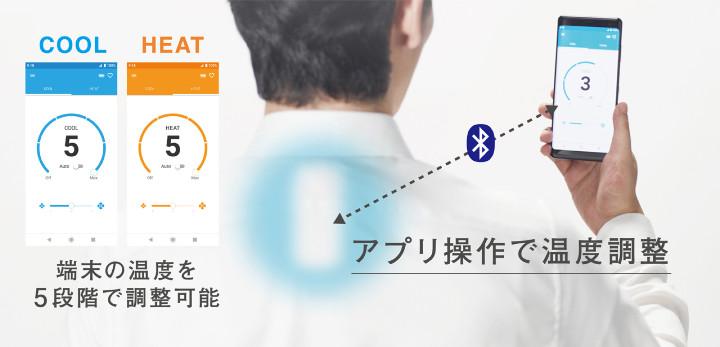 超迷你個人冷暖隨身空調!Sony Reon Pocket 開放集資