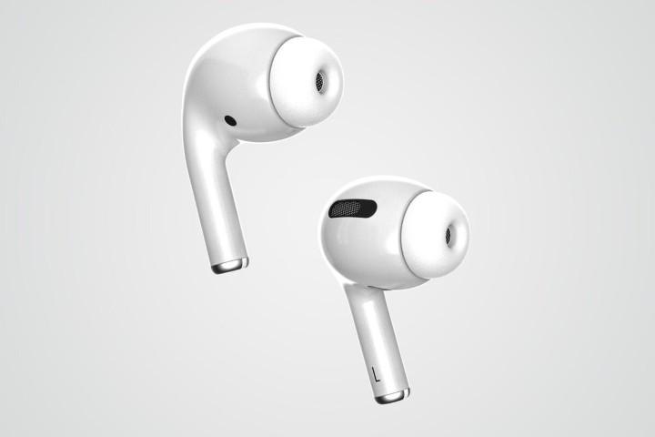 有降躁機能、10 月底發表?Apple AirPods 3 設計概念圖曝光 - 2
