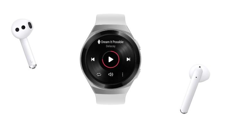 運動風設計 + 血氧飽和度偵測,Huawei Watch GT 2e 新錶登場