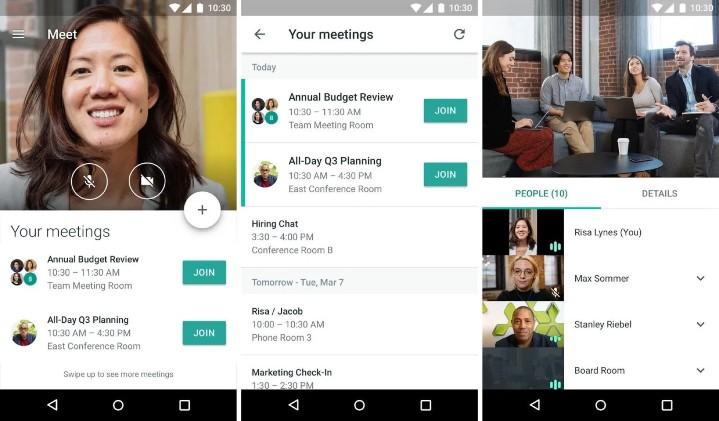 用 Google Hangouts Meet 取代 Zoom,付費服務即日起到 9 月底都免費 - 2