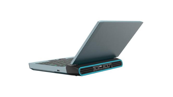 迷你 7 吋遊戲筆電!OneGX 外型曝光、支援 5G 上網
