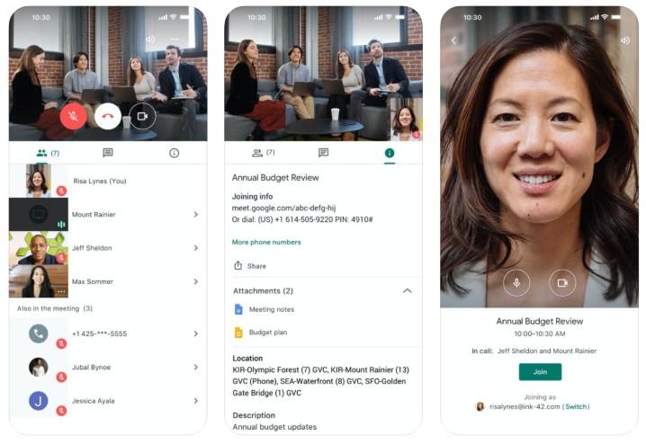 擴大優惠!Google Meet 視訊軟體有 Gmail 帳號就可免費用