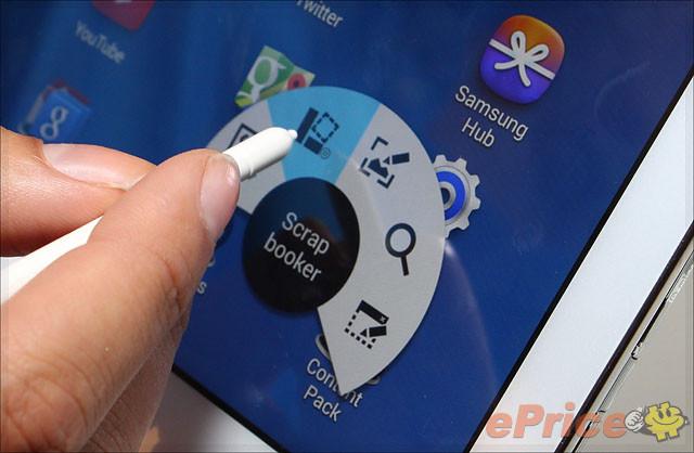 升級版三星 Note 10.1 發表,實機樣式、跑分奉上 - 9