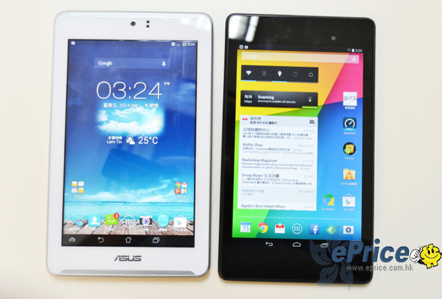 4G 版! $2798 買到華碩 FonePad 7 LTE 通話平板