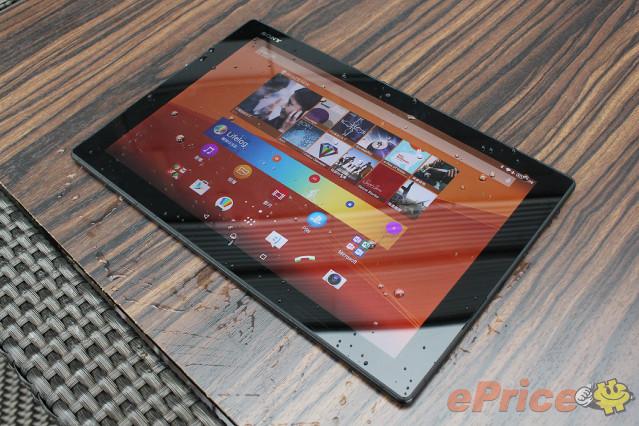 網友問,版主答! S810 +防水 Sony Z4 Tablet 版主體驗分享