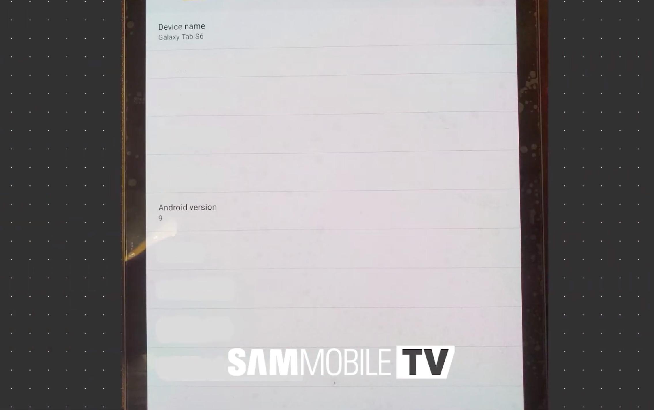 Galaxy Tab S6 真機曝光  罕有雙鏡頭支援 S Pen