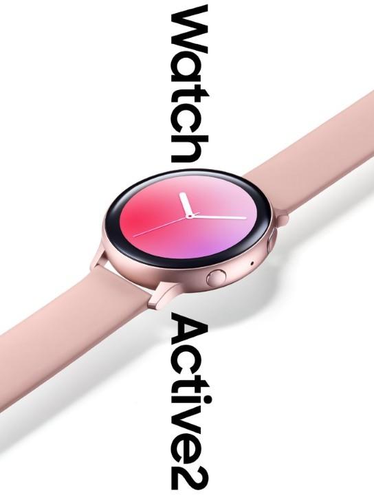 可能會有 Under Armour 聯名款,Galaxy Watch Active 2 預計一次推三個型號
