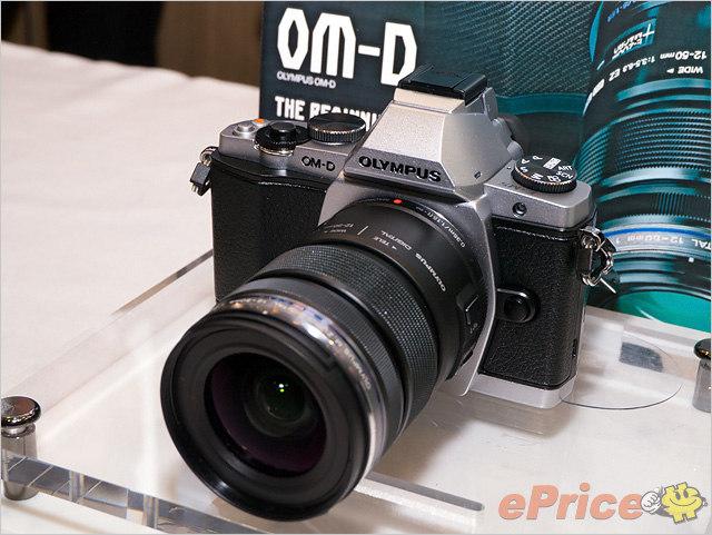 Olympus OM-D E-M5 實機試玩:高速對焦、9 fps 連拍!