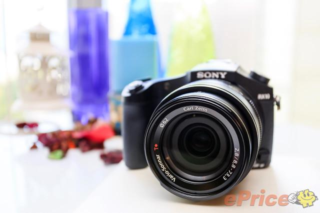 1吋感光元件、24-200mm F2.8恆定光圈 - Sony RX10 登場!! - 1