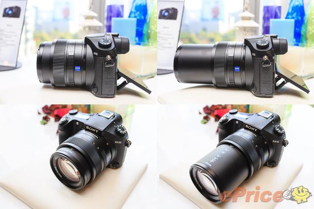 1吋感光元件、24-200mm F2.8恆定光圈 - Sony RX10 登場!! - 9