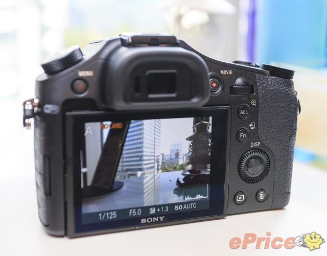 1吋感光元件、24-200mm F2.8恆定光圈 - Sony RX10 登場!! - 6