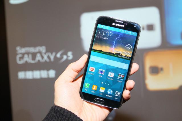 Galaxy S5 在台媒體體驗會:防水、高速下載、相機一次玩 - 1