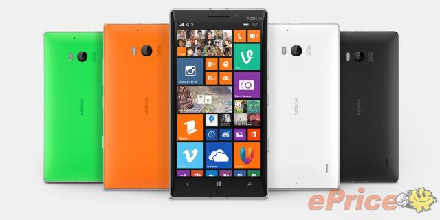 WP8.1 + 20MP PureView:旗艦 Nokia Lumia 930 第三季登場