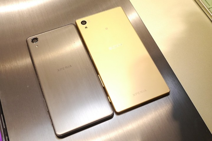Sony Xperia X Performance vs. Xperia Z5 二代機皇比一比